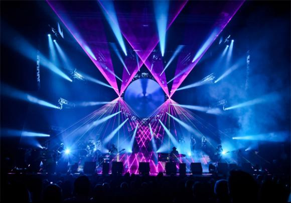 Australian Pink Floyd Show at Belk Theater