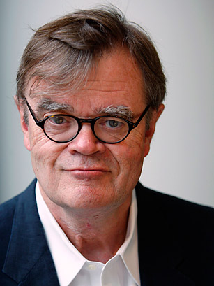 Garrison Keillor at Belk Theater