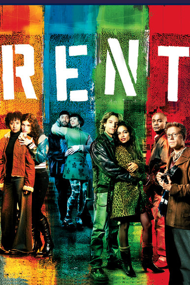 Rent at Belk Theater