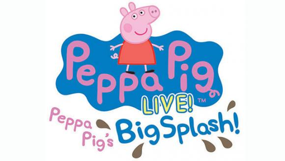 Peppa Pig Live! at Belk Theater