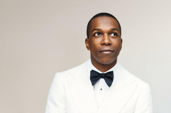 Leslie Odom Jr. at Belk Theater