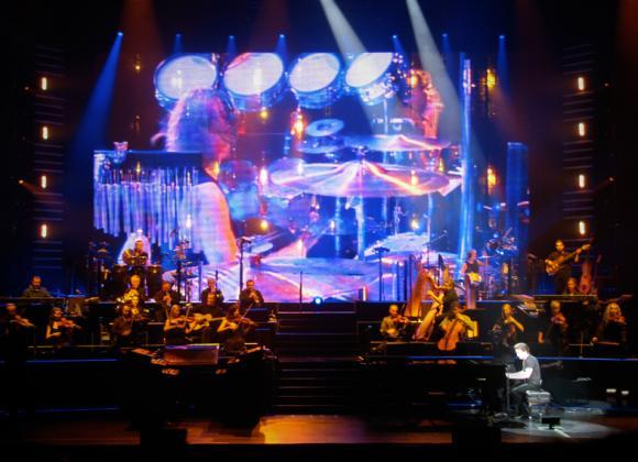 Yanni at Belk Theater