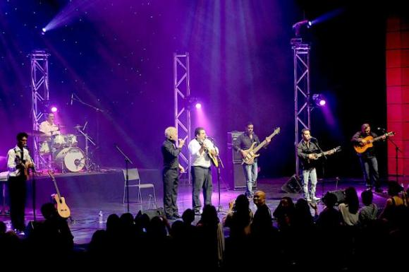 Gipsy Kings at Belk Theater