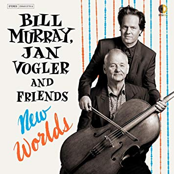 Bill Murray & Jan Vogler at Belk Theater