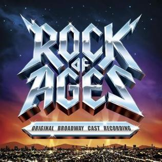 Rock of Ages at Belk Theater