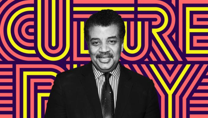 Neil deGrasse Tyson at Belk Theater