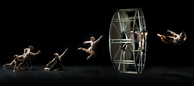 Diavolo: Architecture in Motion at Belk Theater