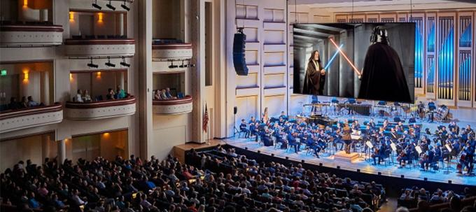 Charlotte Symphony: Star Wars - A New Hope at Belk Theater