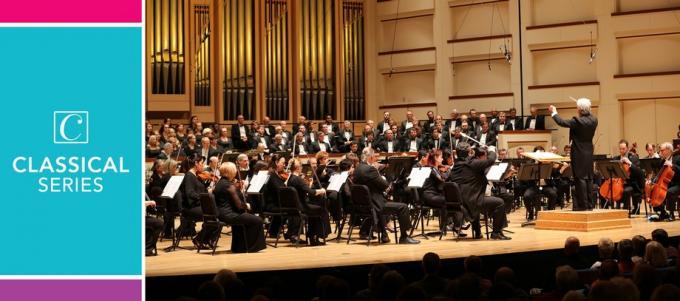 Charlotte Symphony Orchestra: Gemma New - Dvorak Violin Concerto at Belk Theater