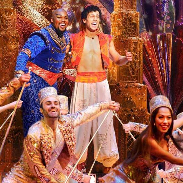 Aladdin at Belk Theater