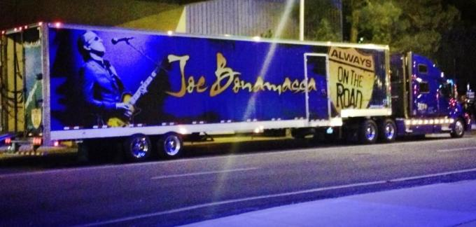 Joe Bonamassa at Belk Theater