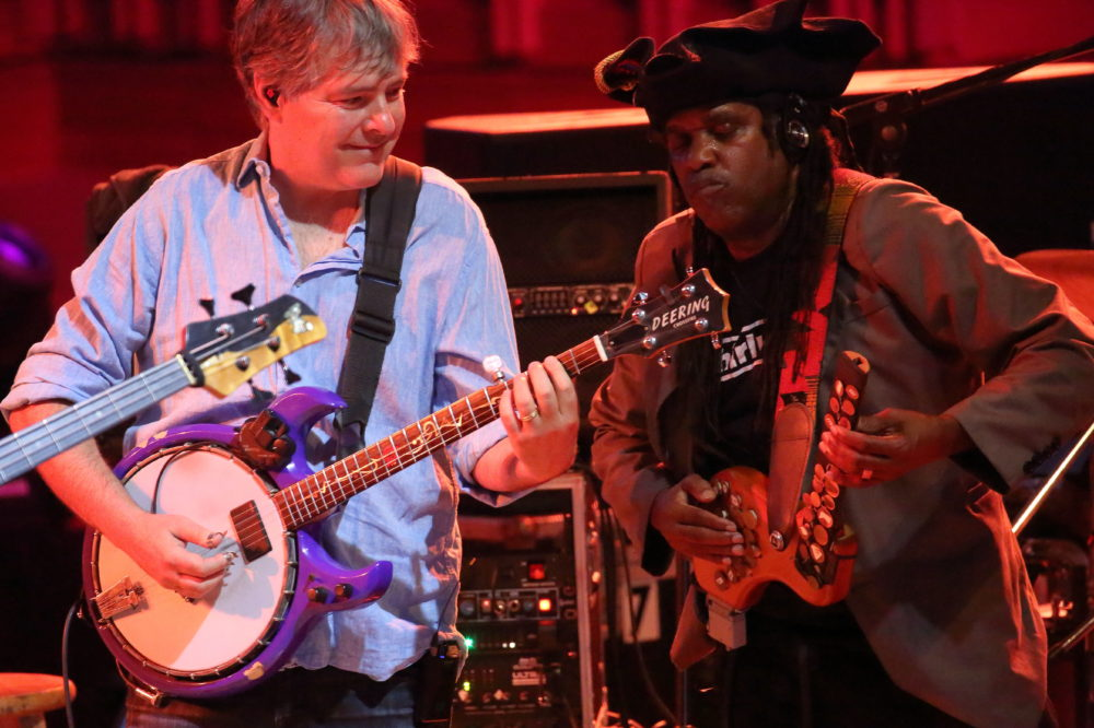 Bela Fleck and The Flecktones at Belk Theater
