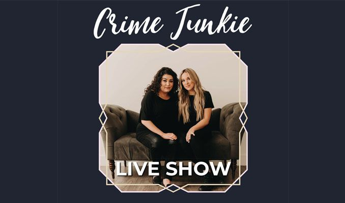 Crime Junkie Podcast Live at Belk Theater