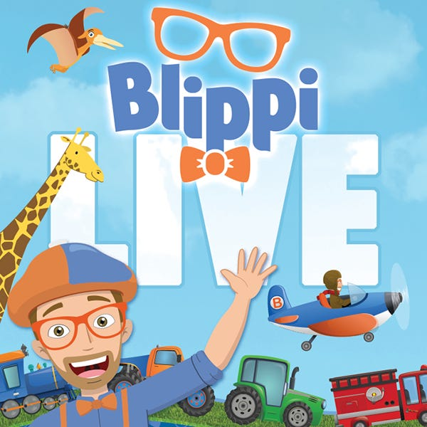 Blippi Live [CANCELLED] at Belk Theater