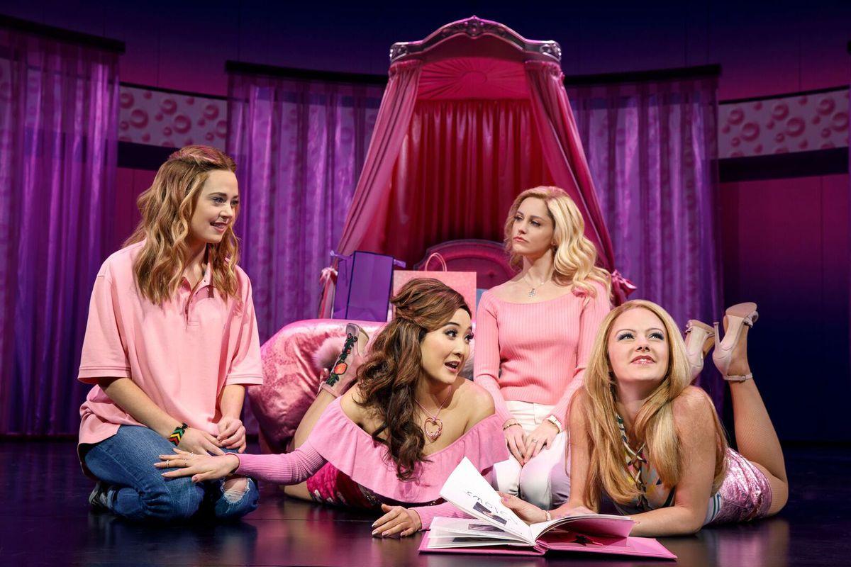 Mean Girls at Belk Theater