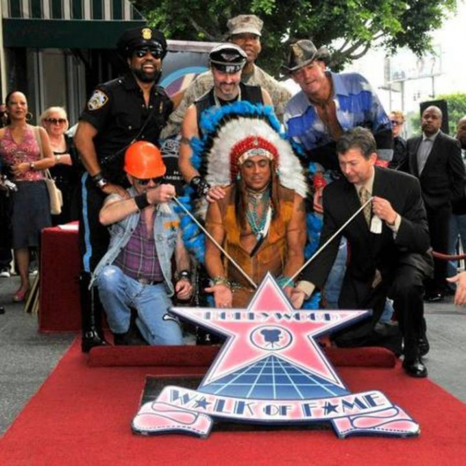 Village People at Belk Theater