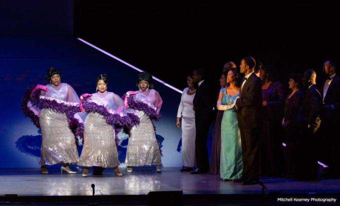 Opera Carolina: I Dream [POSTPONED] at Belk Theater