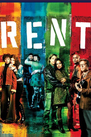 Rent at Belk Theater