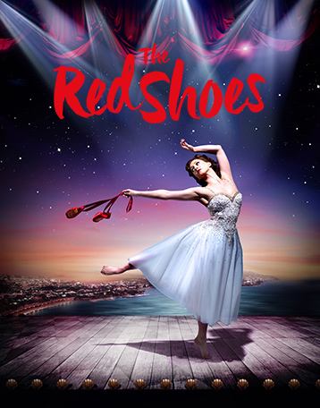The Red Shoes at Belk Theater