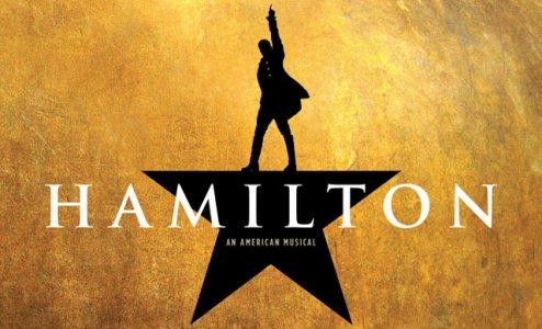 Hamilton at Belk Theater