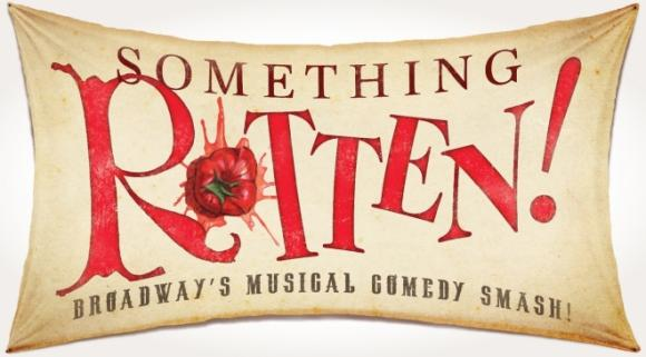 Something Rotten at Belk Theater