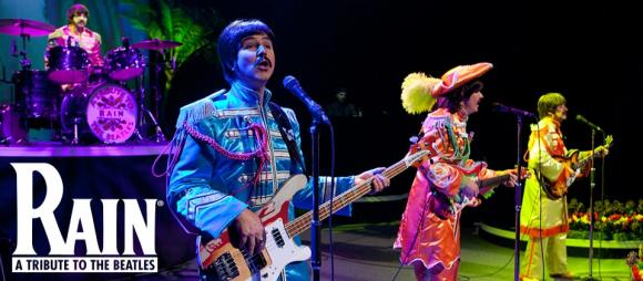 Rain - A Tribute to The Beatles at Belk Theater
