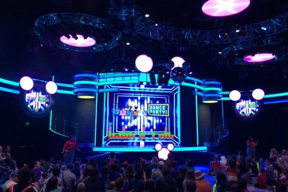 Disney Junior Dance Party at Belk Theater
