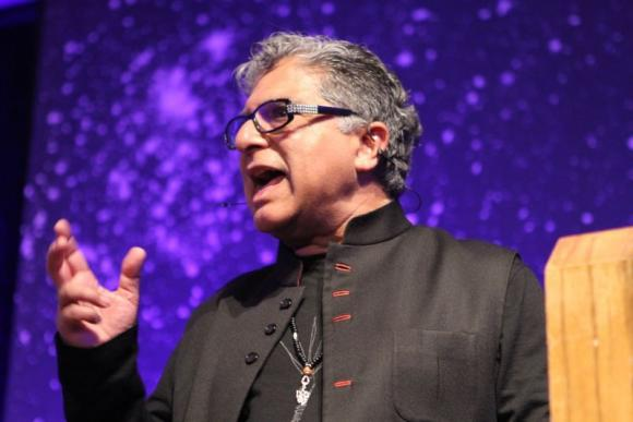 Deepak Chopra at Belk Theater