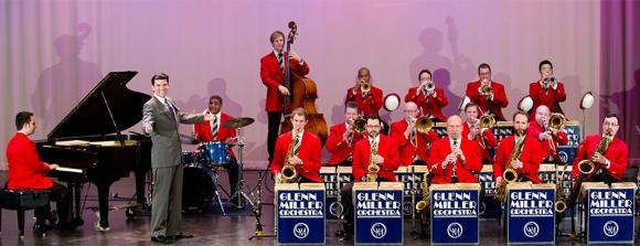 Glenn Miller Orchestra at Belk Theater