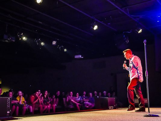 Brian Regan at Belk Theater