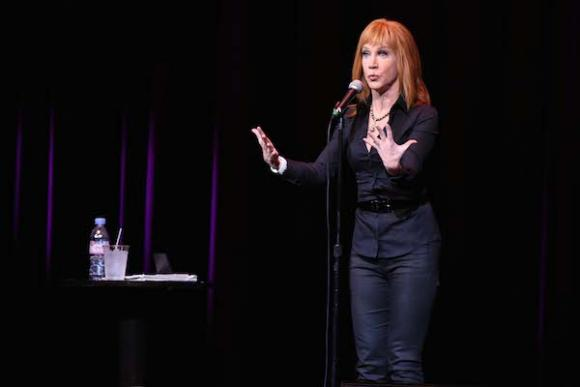 Kathy Griffin at Belk Theater
