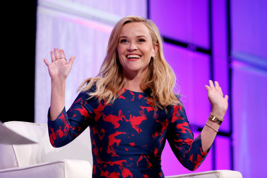 Reese Witherspoon at Belk Theater