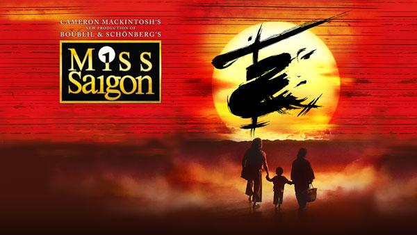 Miss Saigon at Belk Theater