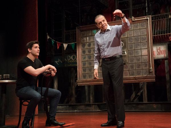 A Bronx Tale at Belk Theater