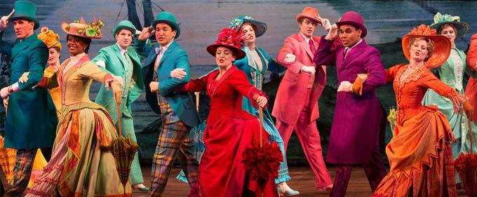 Hello, Dolly! at Belk Theater
