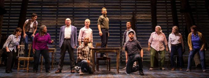 Come From Away at Belk Theater