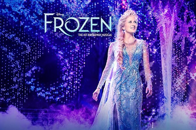Frozen - The Musical at Belk Theater